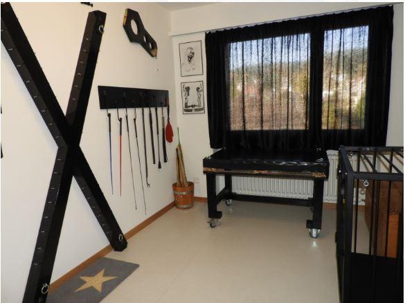 BDSM - Spielzimmer W`thur 8